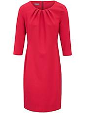 Basler - Jersey-Kleid mit figurformenden Längsnähten