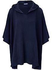 DAY.LIKE - Poncho-Pullover mit Kapuze und Känguru-Taschen