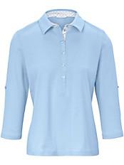 Efixelle - Polo-Shirt mit 3/4-Arm