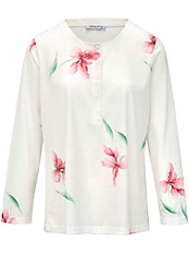 Fürstenberg - Schlafanzug mit Blüten-Druck