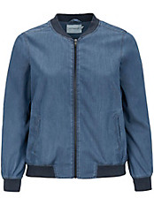 JUNAROSE - Blouson in Denim-Optik