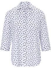 Peter Hahn - Bluse mit 3/4-Arm aus 100% Baumwolle